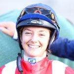 Mickaëlle Michel, femme jockey formée sur le campus de Cabriès